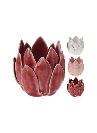 Boyner Evde Çiçek Mumluk Renksiz